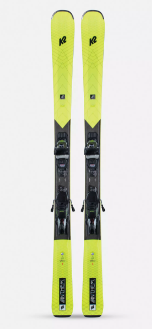 K2 Anthem 82 Skis Womens 2021
