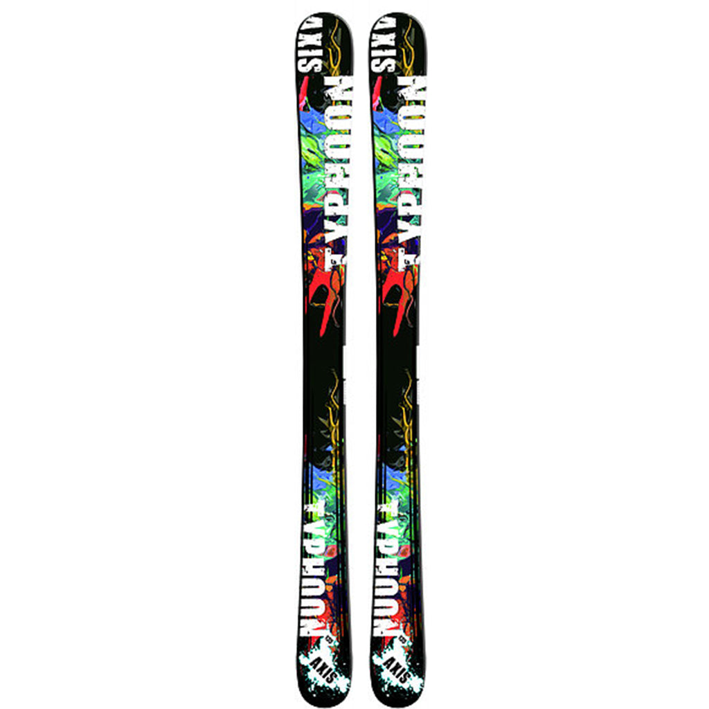 Axis Typhoon Twin Tip Ski 2017