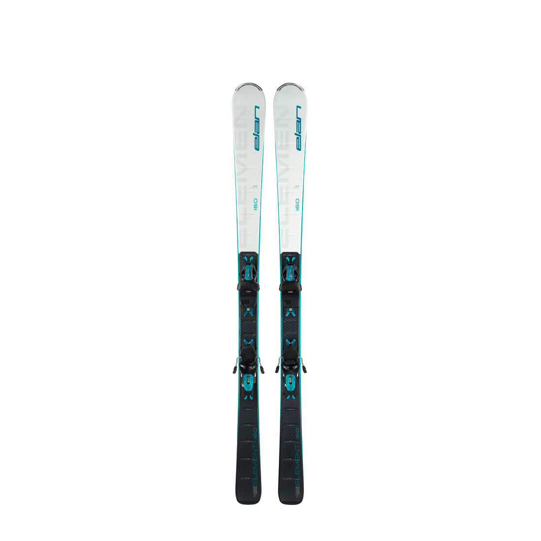 Elan Element White (ELW 9.0 GW System Binding) Ski Womens 2021