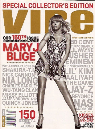 VIBE-MARY J BLIGE SPECIAL COLLECTOR'S EDITION