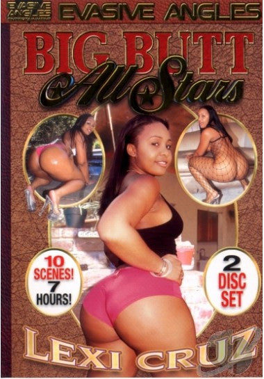 Big Butt Allstars - LEXI CRUZ [2 DISC]