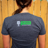 Women's Charcoal Team T-Shirt