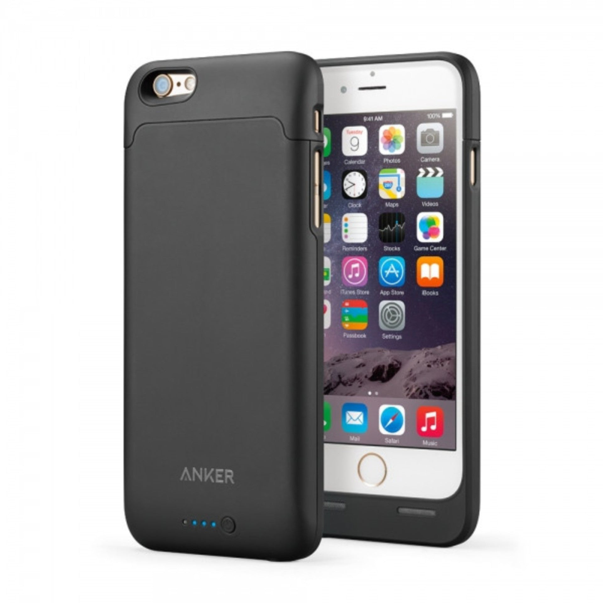 sale retailer 8003e b669c Anker - Ultra Slim Battery Case for iPhone 6s / 6