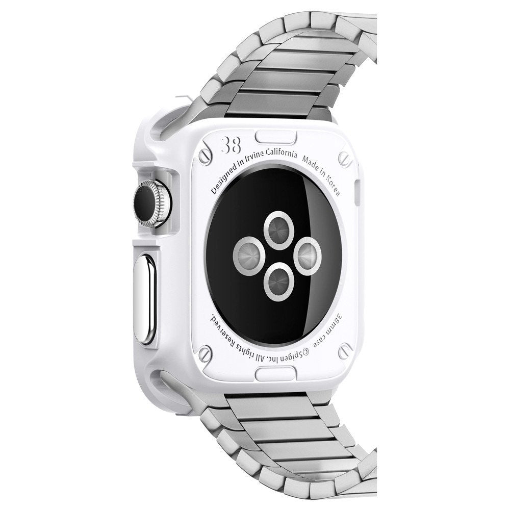 on sale ddb1c b4e34 Spigen - Rugged Armor Apple Watch 1 & 2 (42mm) Case