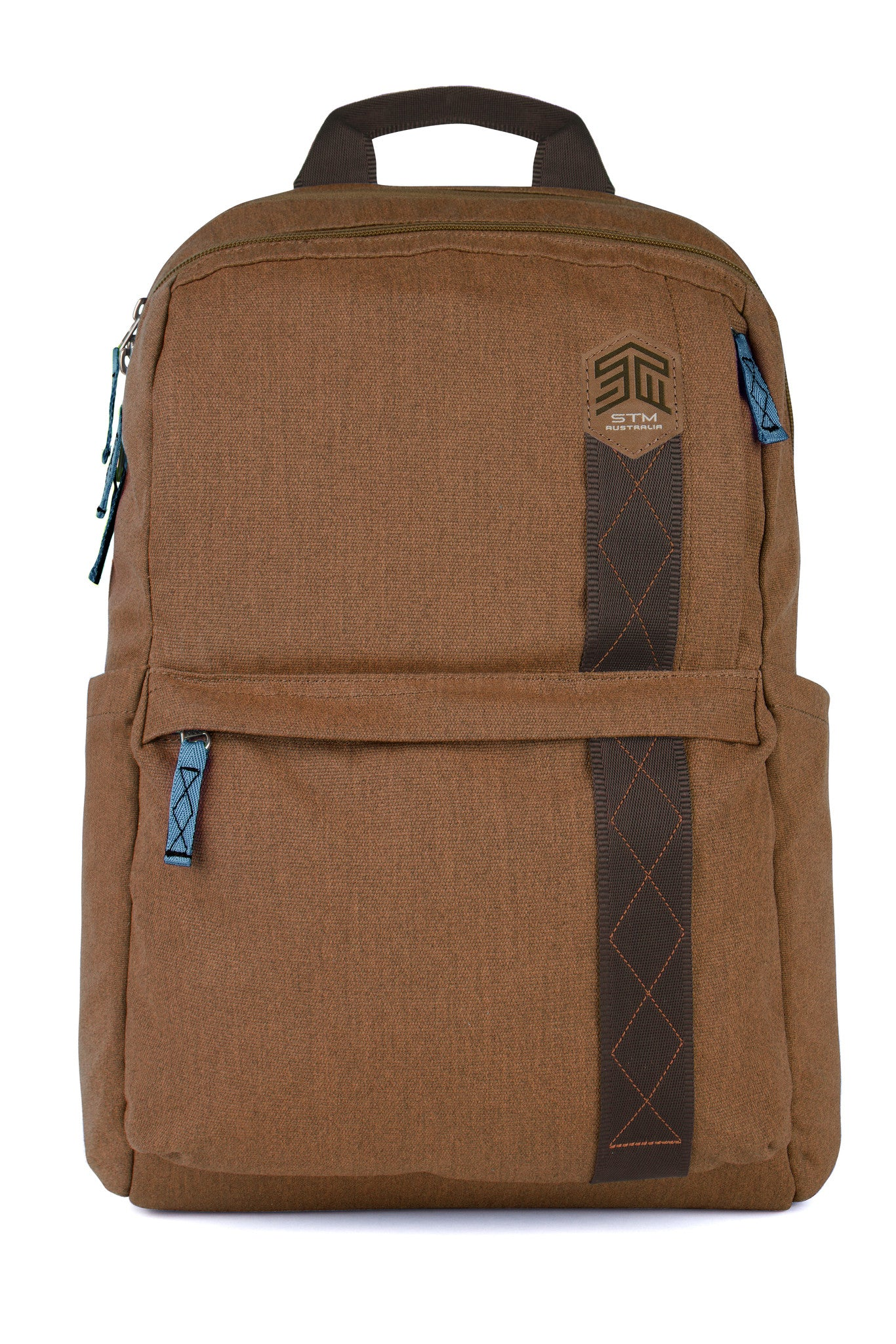 STM Banks backpack Polyester Brown