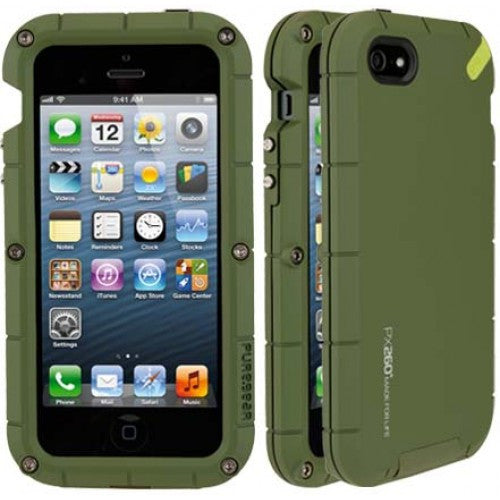 Pure Gear - PX260 Case for iPhone SE / 5s / 5