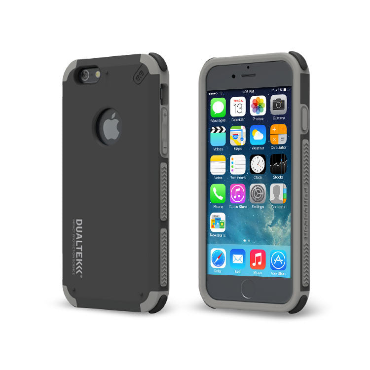 size 40 fa041 c2509 Pure Gear - DualTek Extreme Shock Case for iPhone 6 Plus/ 6s Plus