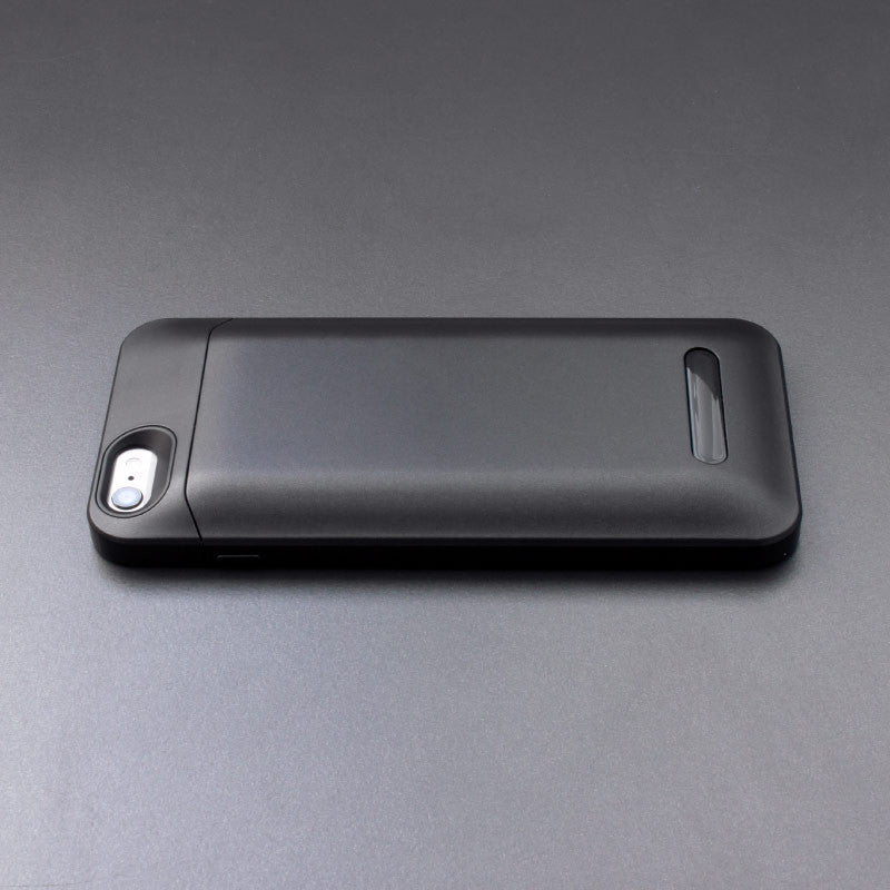 pretty nice 13b00 db9d5 PhoneSuit - Elite Battery Case for iPhone 6 Plus/ 6s Plus