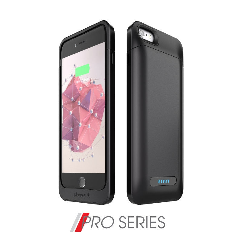 newest 00a5d e383f PhoneSuit - Elite Pro Battery Case for iPhone 6 Plus/ 6s Plus