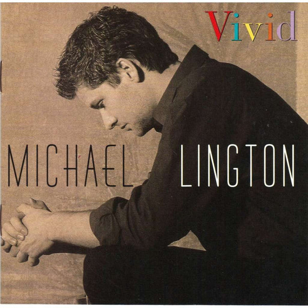 Michael Lington - Vivid CD (Autographed)