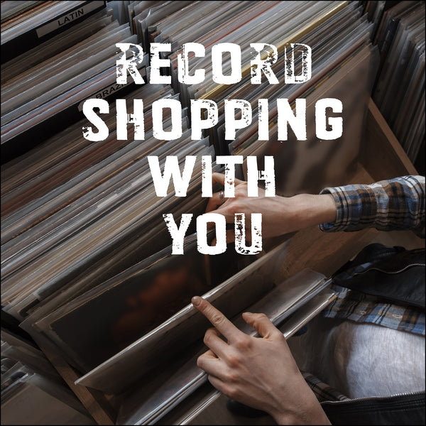 The Lickerish Quartet - Record Shopping With You (Los Angeles - Atlanta)