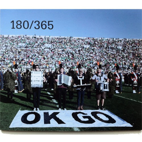 OK Go - 180/365 Tour Book