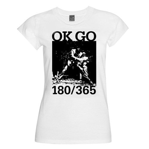 OK Go - Ladies 180/365 Tee