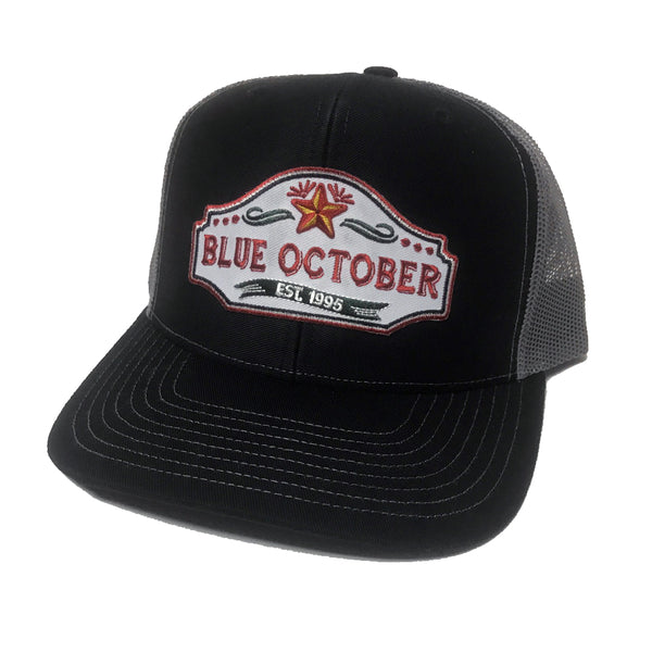Blue October - Established 1995 Trucker Hat