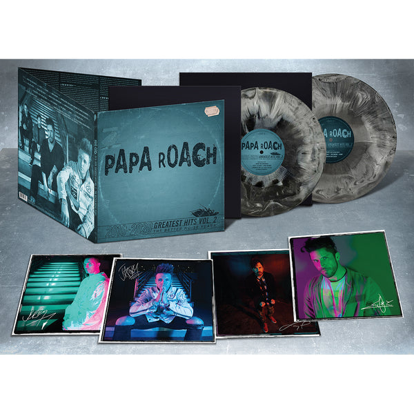 Papa Roach - Greatest Hits Vol. 2 The Better Noise Years Deluxe Vinyl Bundle (PRESALE 03/19/21)