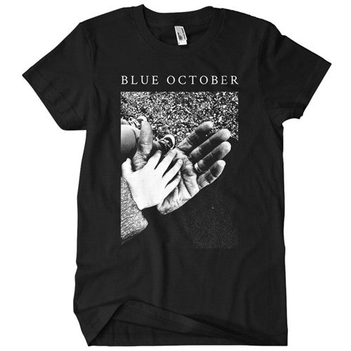 Blue October - 2016 Hands Tee