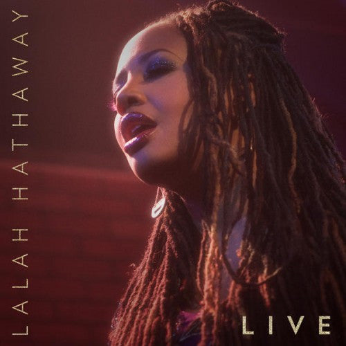 Lalah Hathaway - LIVE! CD (Autographed)
