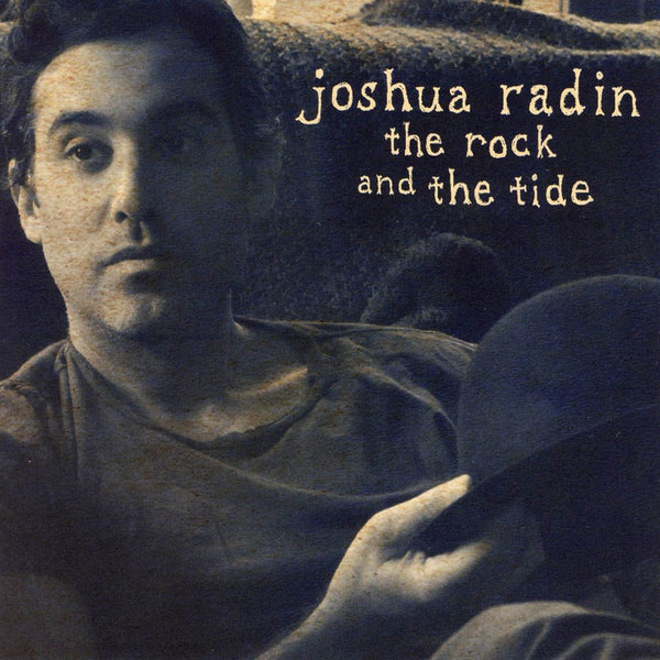 Joshua Radin - The Rock and the Tide CD