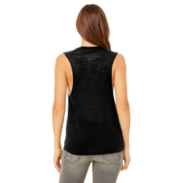 Body & Soul Movement - PILATES TREE Muscle Tank