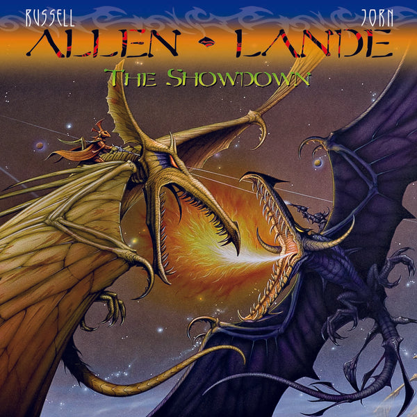 Allen Lande - The Showdown CD (PRESALE 07/17/20)