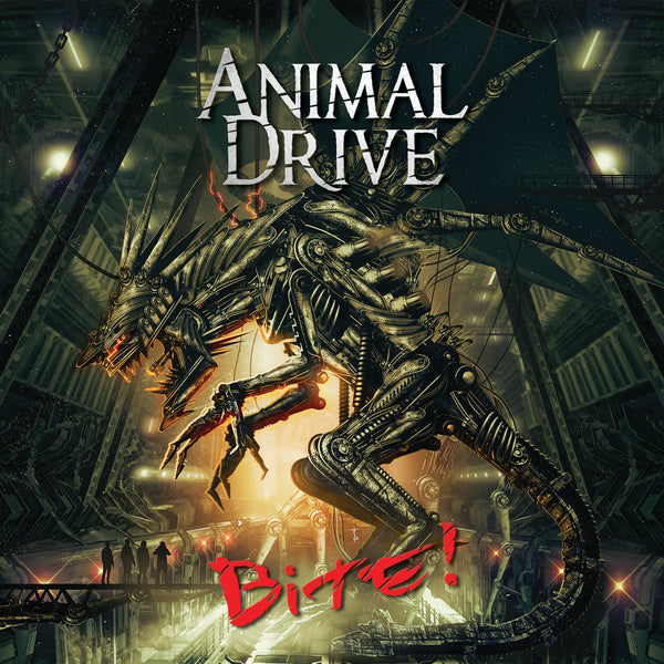 Animal Drive - Bite! CD (PRESALE - EARLY OCT)