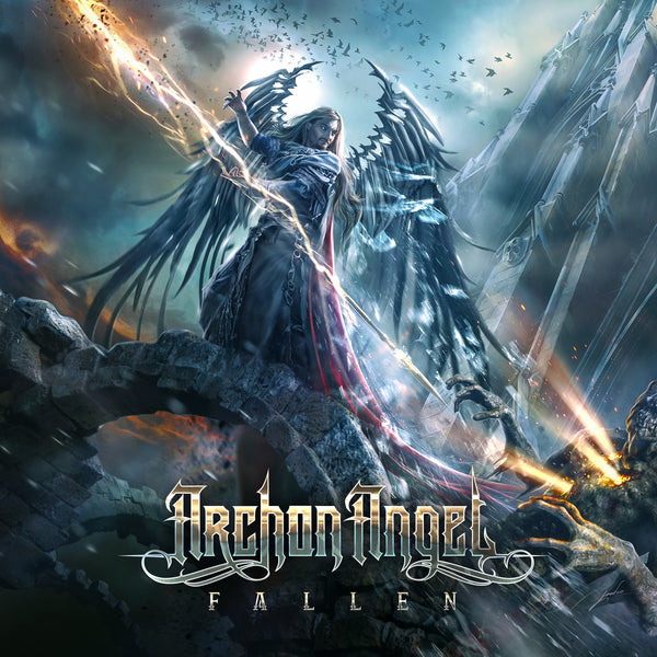 Archon Angel - Fallen CD  (PRESALE 02/14/20)