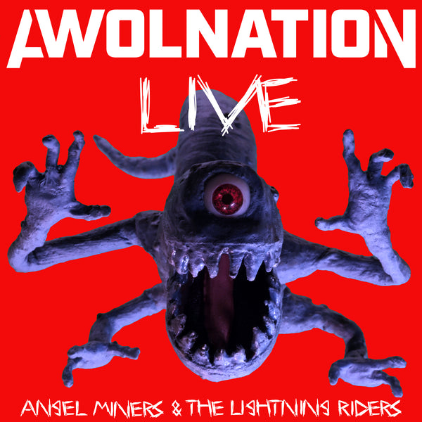 AWOLNATION - Angel Miners & The Lightning Riders Live From 2020 Digital Download