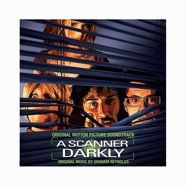 Graham Reynolds - A Scanner Darkly CD (2006)