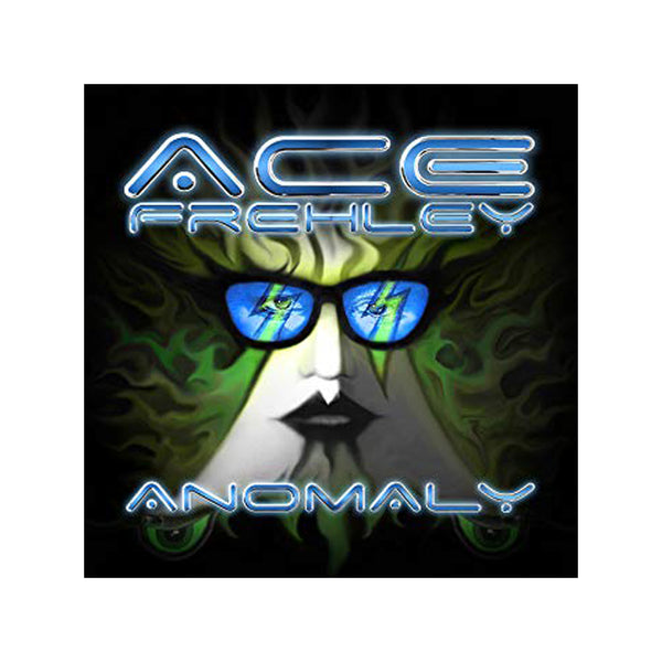 Ace Frehley - Anomaly Deluxe CD