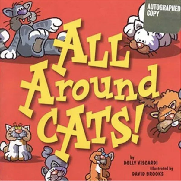 Dolly Viscardi - All Around Cats Book
