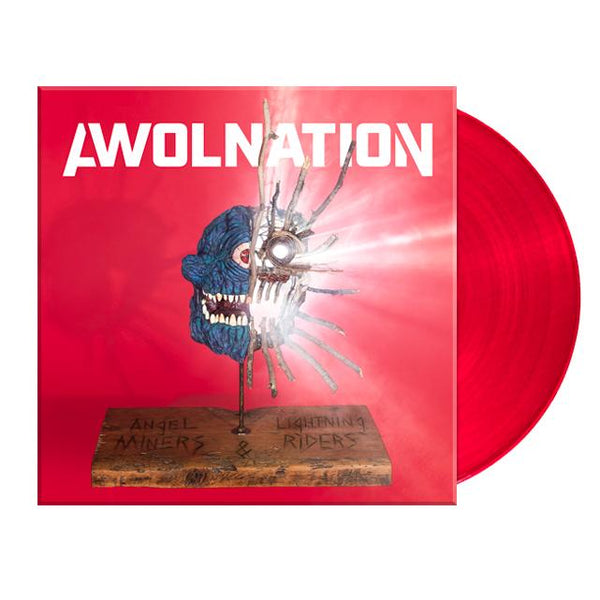 AWOLNATION - Angel Miners & the Lightning Riders Vinyl