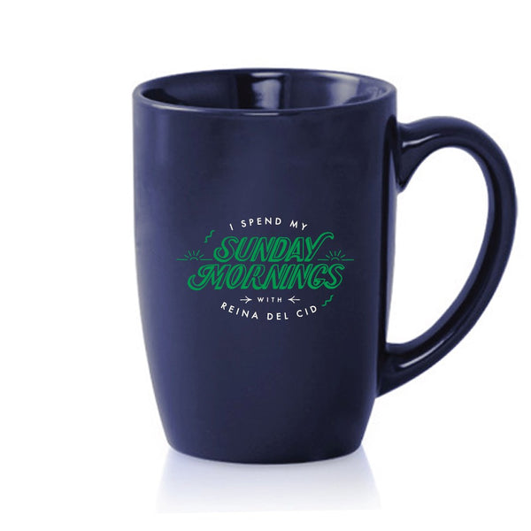 Reina del Cid - Sunday Morning Mug (Tall)
