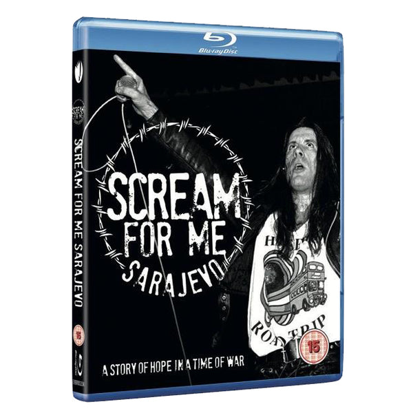 Bruce Dickinson - Scream For Me Sarajevo - BluRay