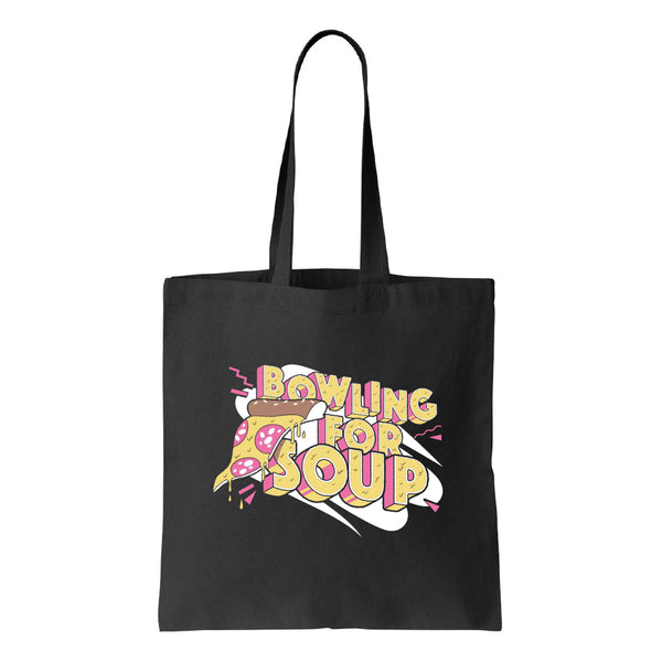 Bowling For Soup - Pizza Logo Tote