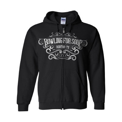 Bowling For Soup - Saloon Hoodie