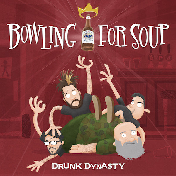 Bowling For Soup - Drunk Dynasty CD