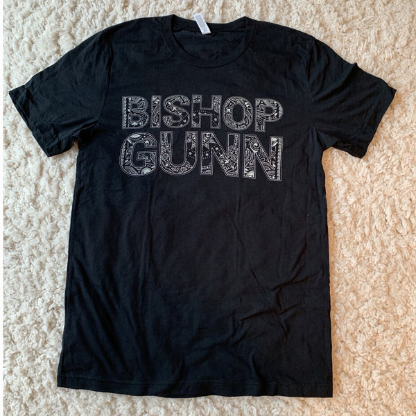 Bishop Gunn - Anything You Want Tour 2019 Tee