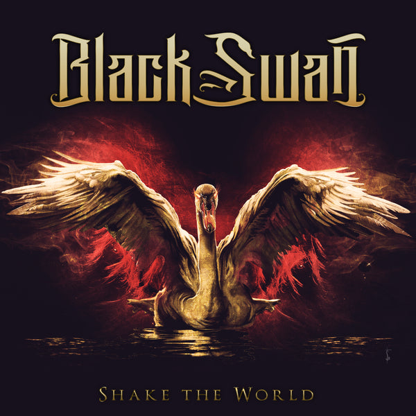 Black Swan - Shake The World LP (PRESALE 02/14/20)