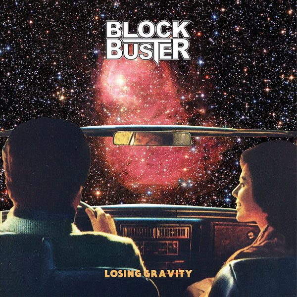 Block Buster - Losing Gravity CD (PRESALE)
