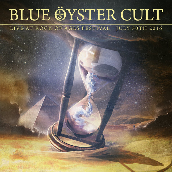 Blue Öyster Cult - Live At Rock Of Ages Festival 2016 Blu-Ray (PRESALE 12/04/20)