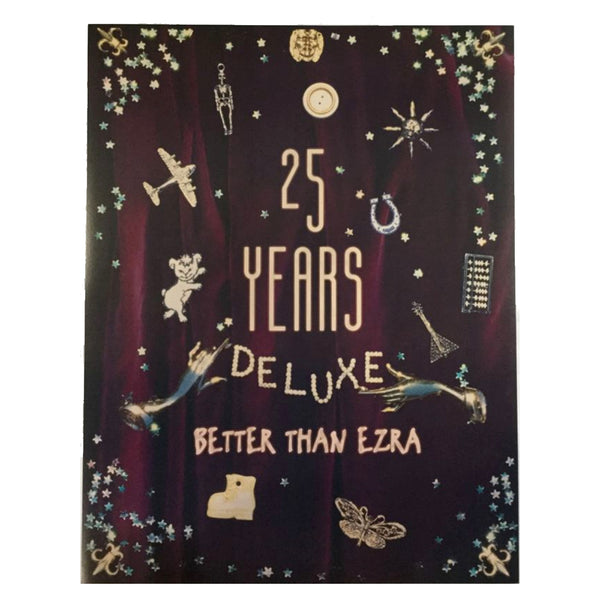 "Better Than Ezra - Exclusive ""Deluxe"" Poster"
