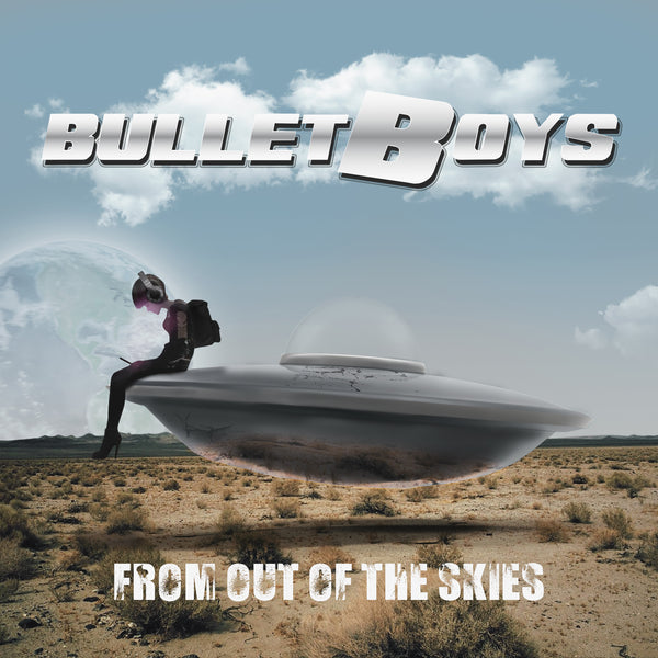Bulletboys - From Out Of The Skies CD (PRESALE - EARLY OCT)