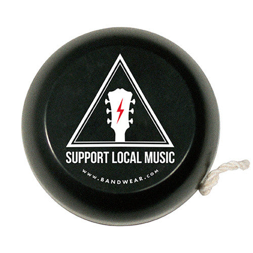 Support Local Music -  Support Local Yo-Yo