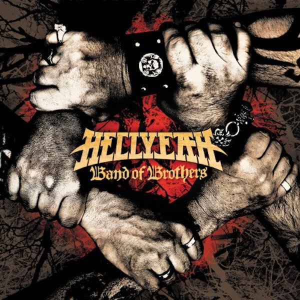 HELLYEAH - Band of Brothers CD