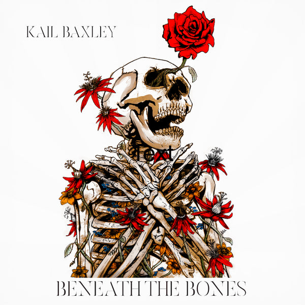 KaiL Baxley - Beneath The Bones 180g LP