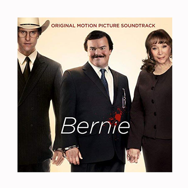 Graham Reynolds - Bernie CD (2012)