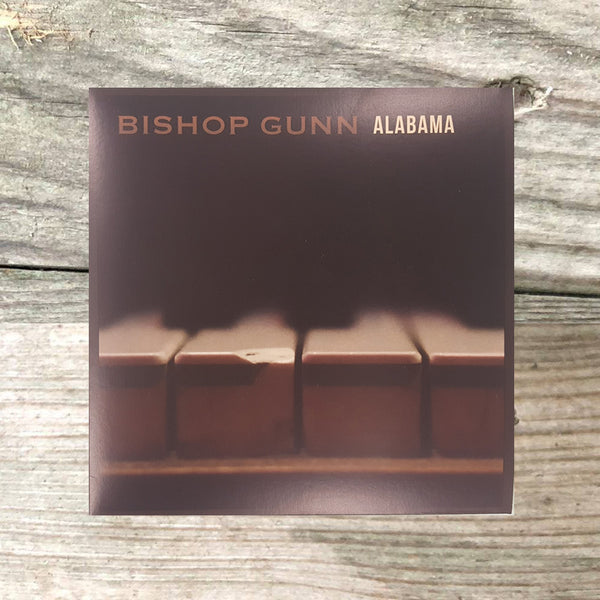 Bishop Gunn - Alabama 7 Inch Vinyl Single