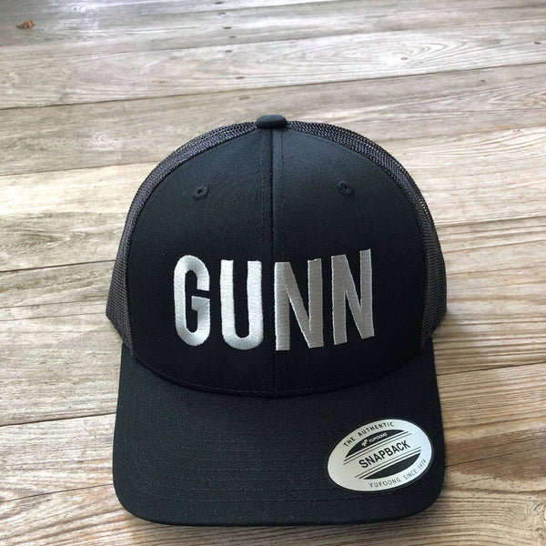 Bishop Gunn - Gunn Trucker Hat