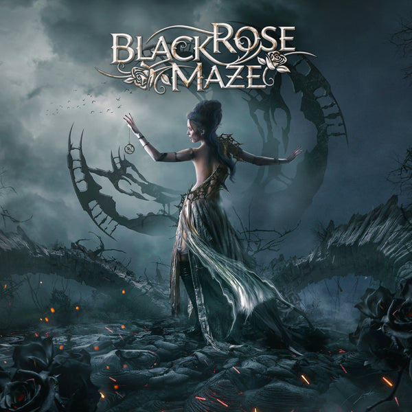 Black Rose Maze - Self Titled CD