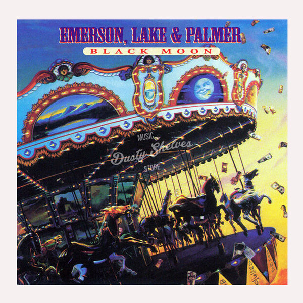 Emerson Lake and Palmer - Black Moon CD